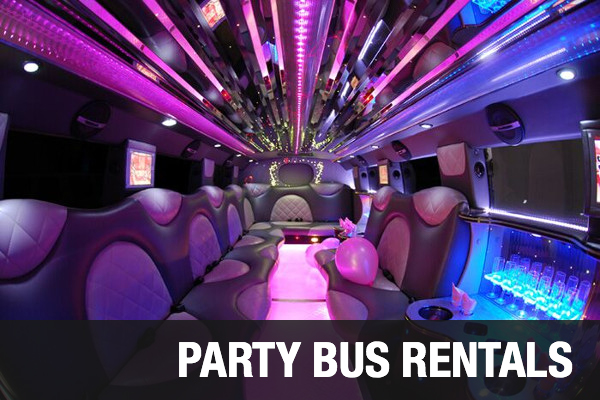 Party Bus Rentals San Antonio