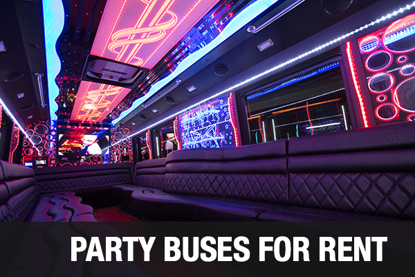 Party Bus San Antonio
